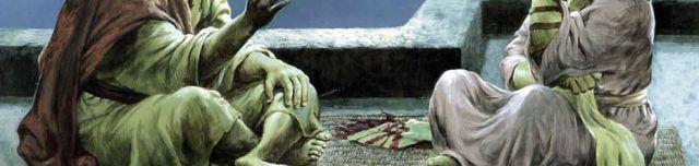 4. Одамони бо Худованд вохурда (Курси Аммоус)